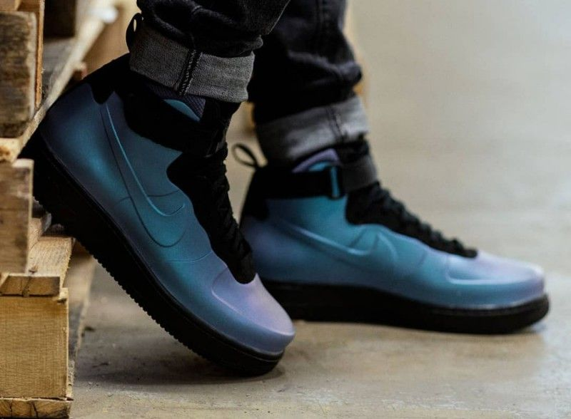 air force 1 foamposite review
