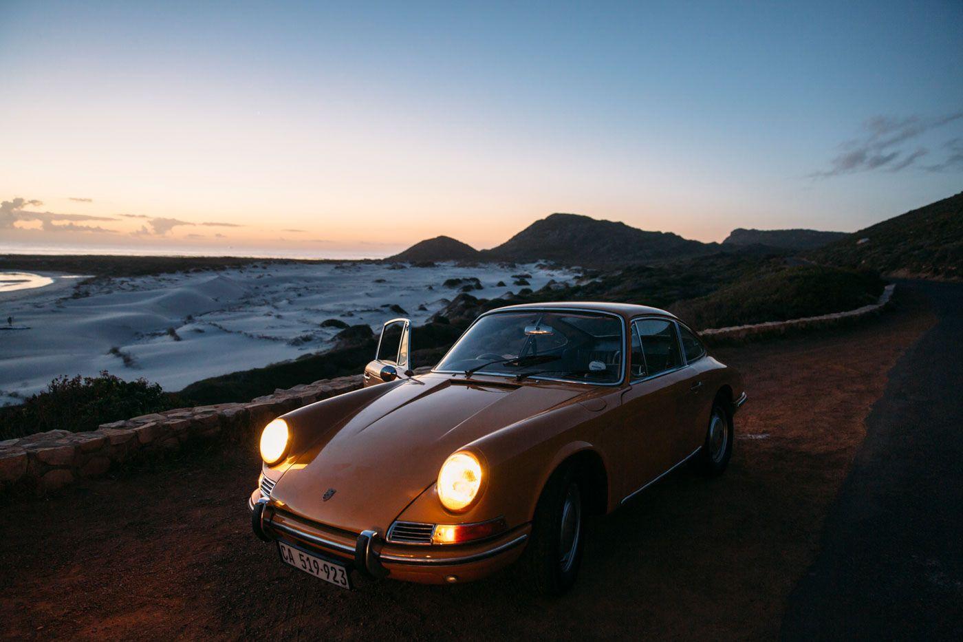 Touring Cape Town in a Porsche 912 Porsche 912, Porsche