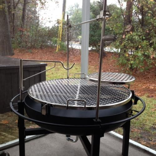 Mobile Fire Pit Backyard Landscaping Designs Home Landscaping
