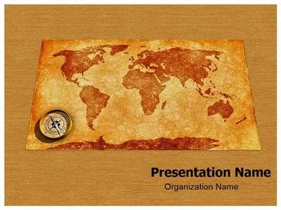 Download Our Professionally Designed Ancient Map Animated Powerpoint