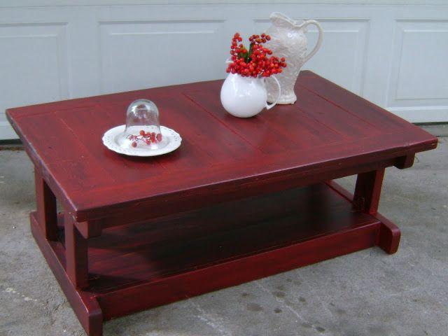 17 melhores ideias sobre centros de mesa envelhecidos no - Mobiliario rustico ...