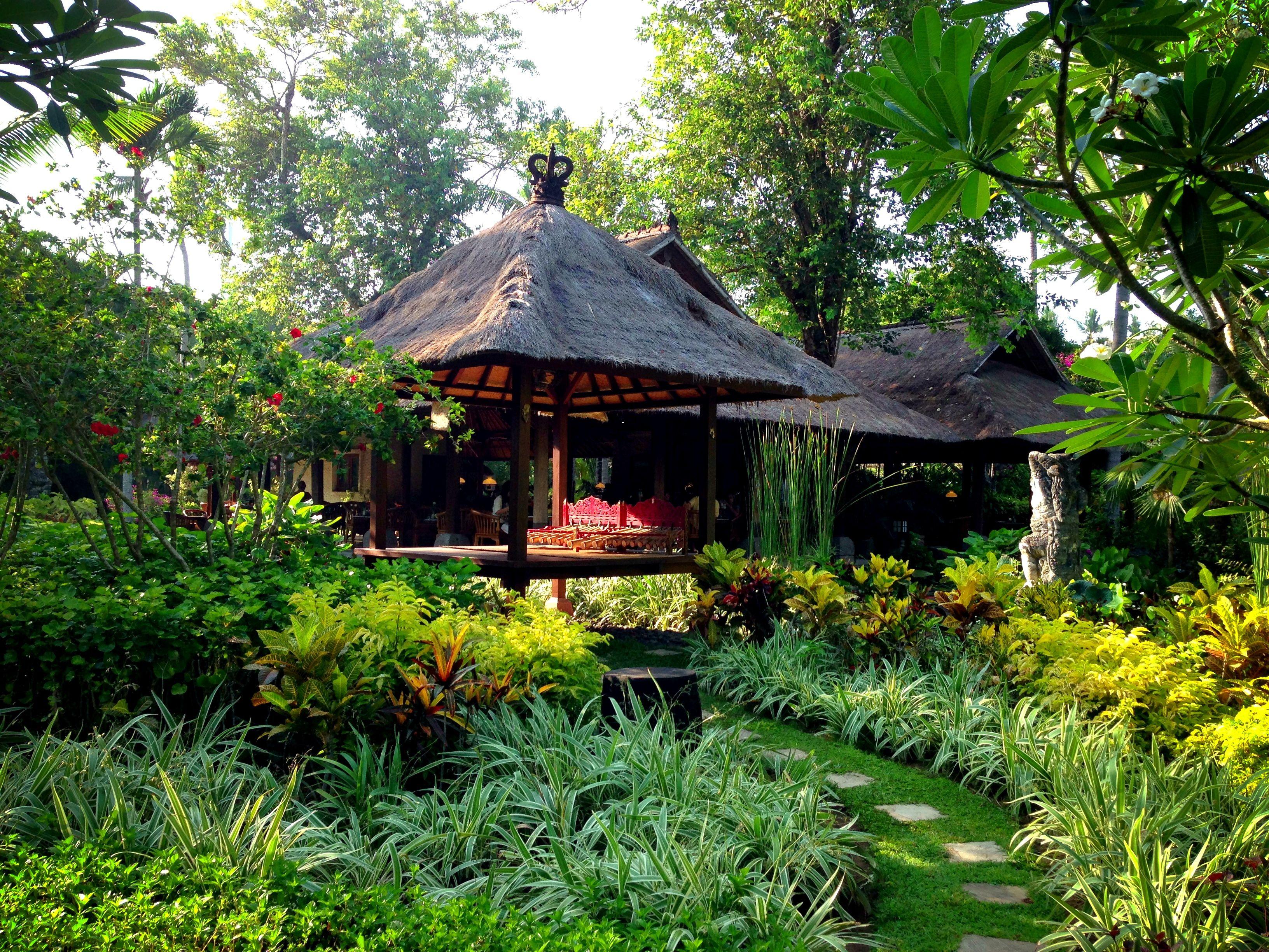 Southeast Asia Garden Garden Landscape Balinese Garden Tropical Garden Jungle Gardens