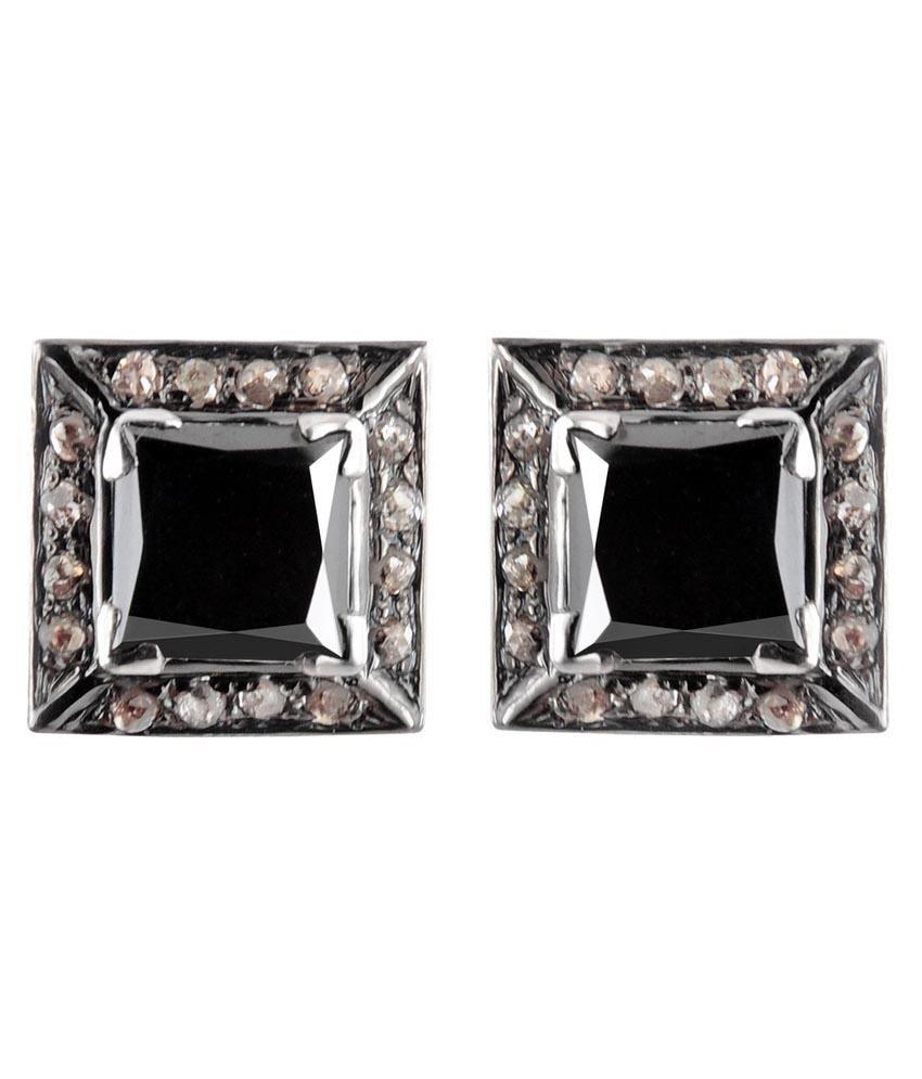 Pin On Black Diamond Earrings