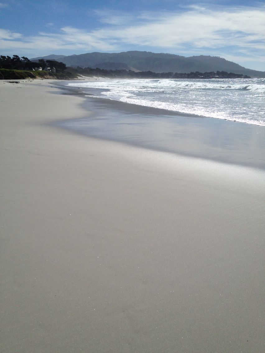 Peace of mind at my favorite beach. ~<3