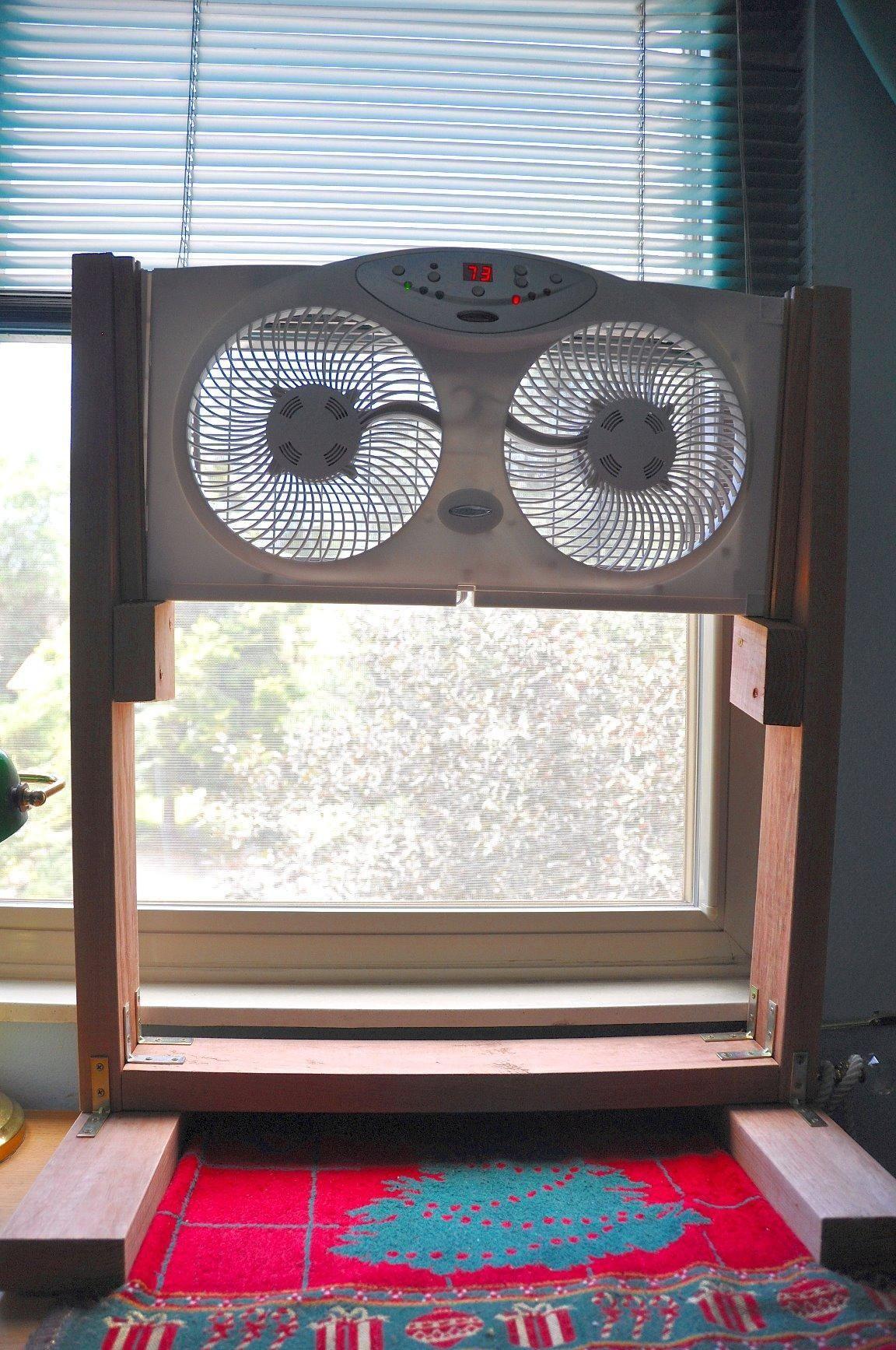 Awning Window Fan