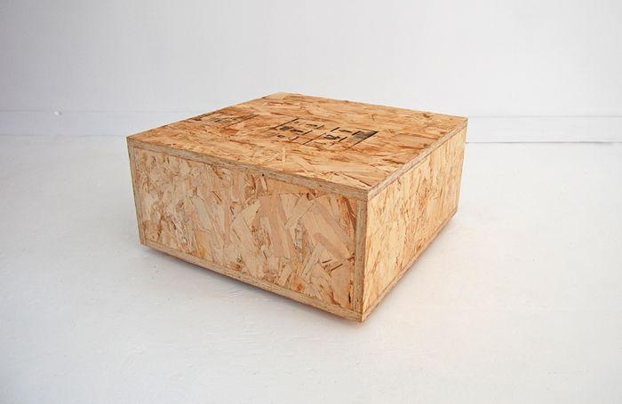 cube table osb
