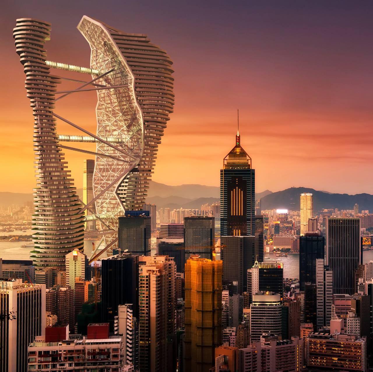 Skyscraper proposal