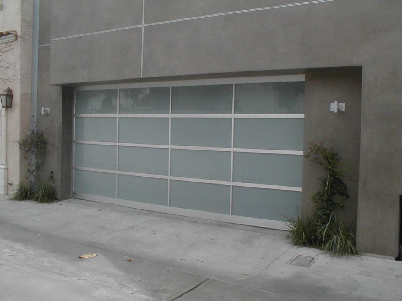 Interior Excellent Interior Garage Doors Inspirations Simple