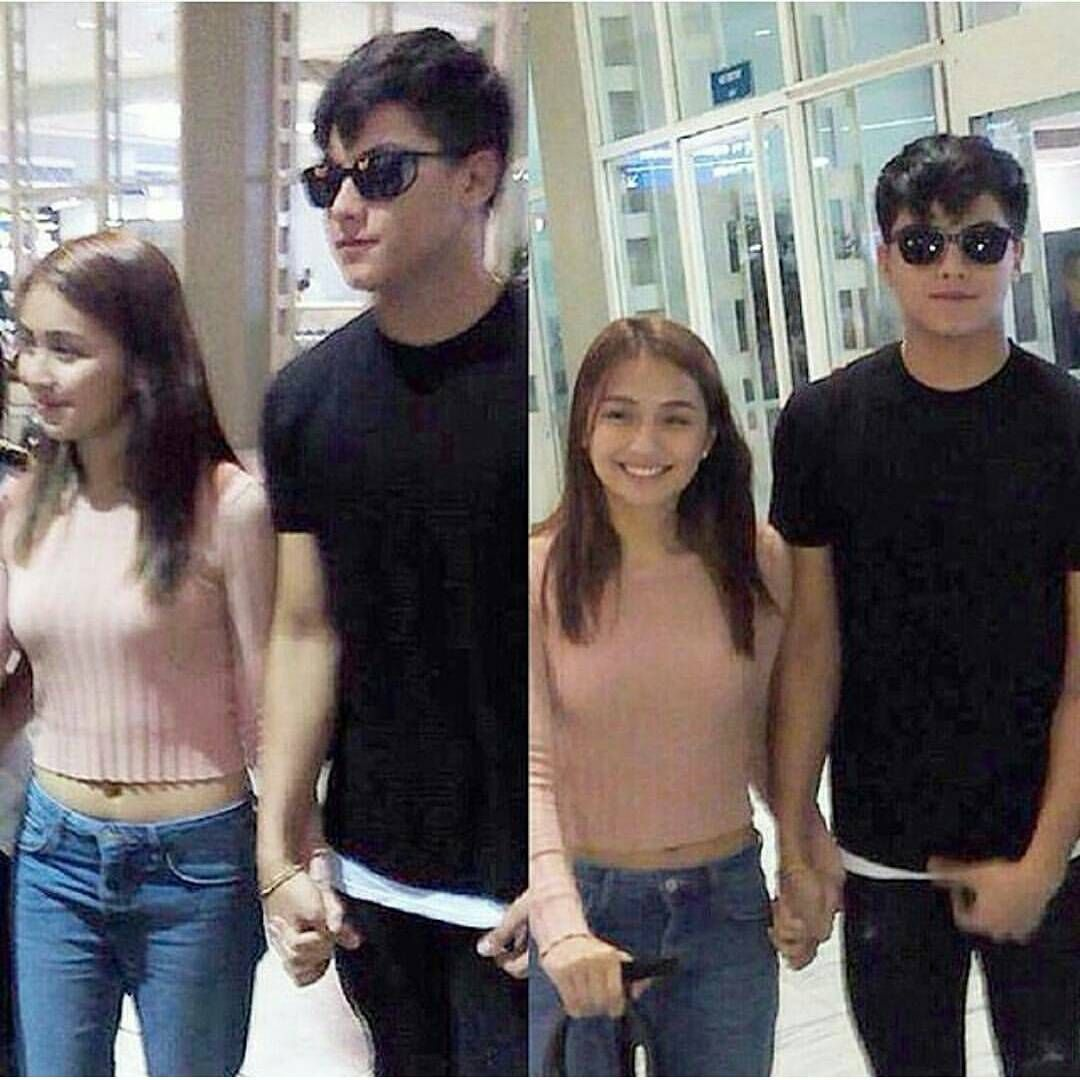 �holding hands while walking 169 kathniel