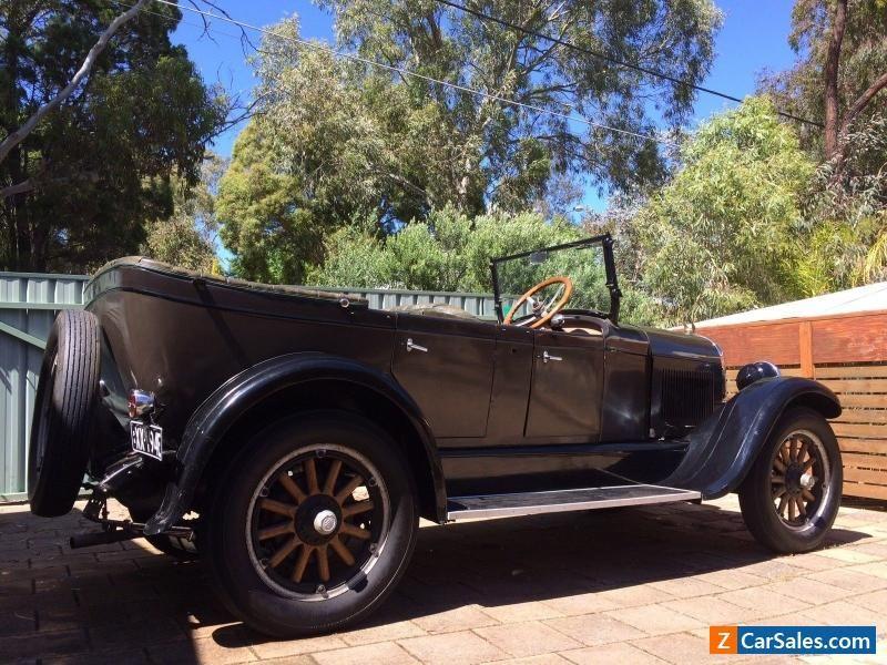 Vintage Car Chrysler 1925 Tourer #chrysler #tourer #forsale ...