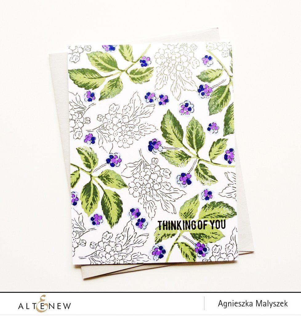 Beautiful Day Stamp Set - Altenew  - 5