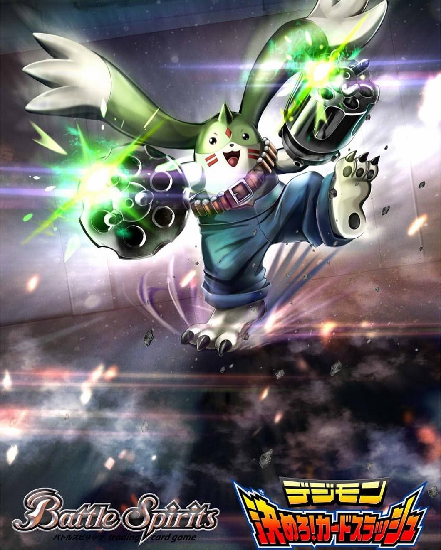 Digimon Battle Spirits Car