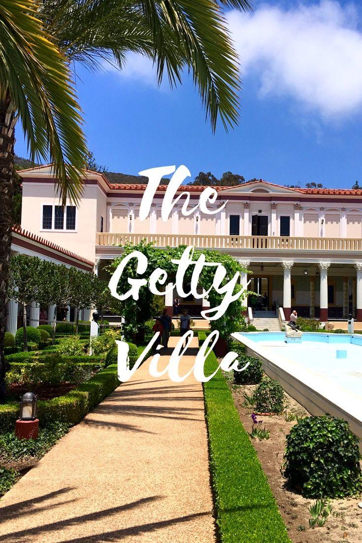 Best Kitchen Gallery: The Getty Villa California A World Full Of Fairytales of Villas In California on rachelxblog.com