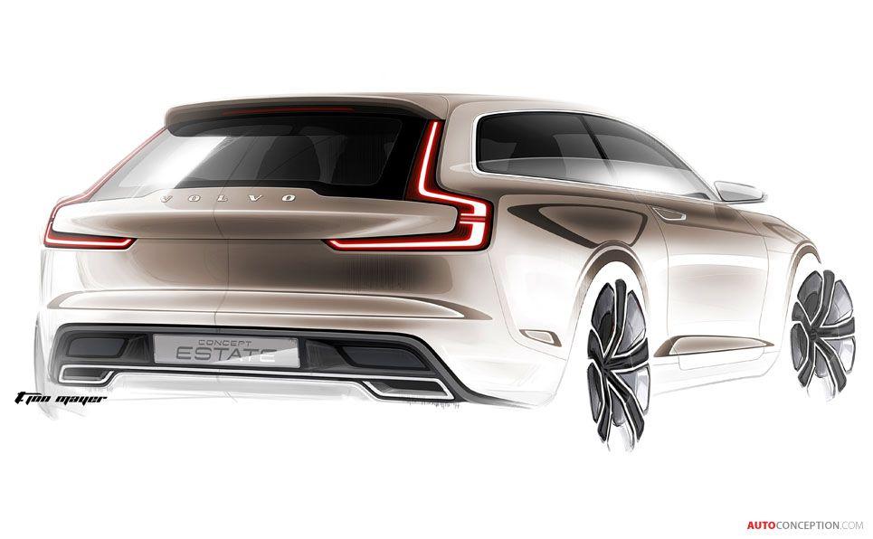 Volvo 'Concept Estate'