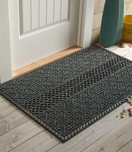 Mudhog Doormat Large Waterhog Doormats Free Shipping At L L Bean Desert Living Door Mat Ipswich