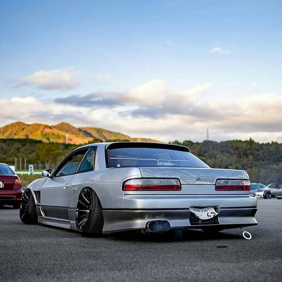 Nissan Silvia S13 Coupe (With Images)
