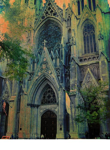 Saint Patrick's Cathedral, NYC  Rent-Direct.com - No Fee Apartment Rentals in New York City