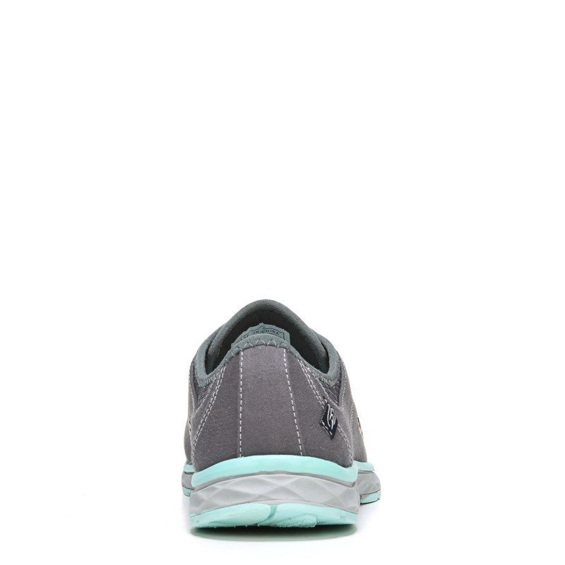 Dr. Scholl's Women's Anna Memory Foam Sneakers (Grey Twill/Fabric) - 9.5 M