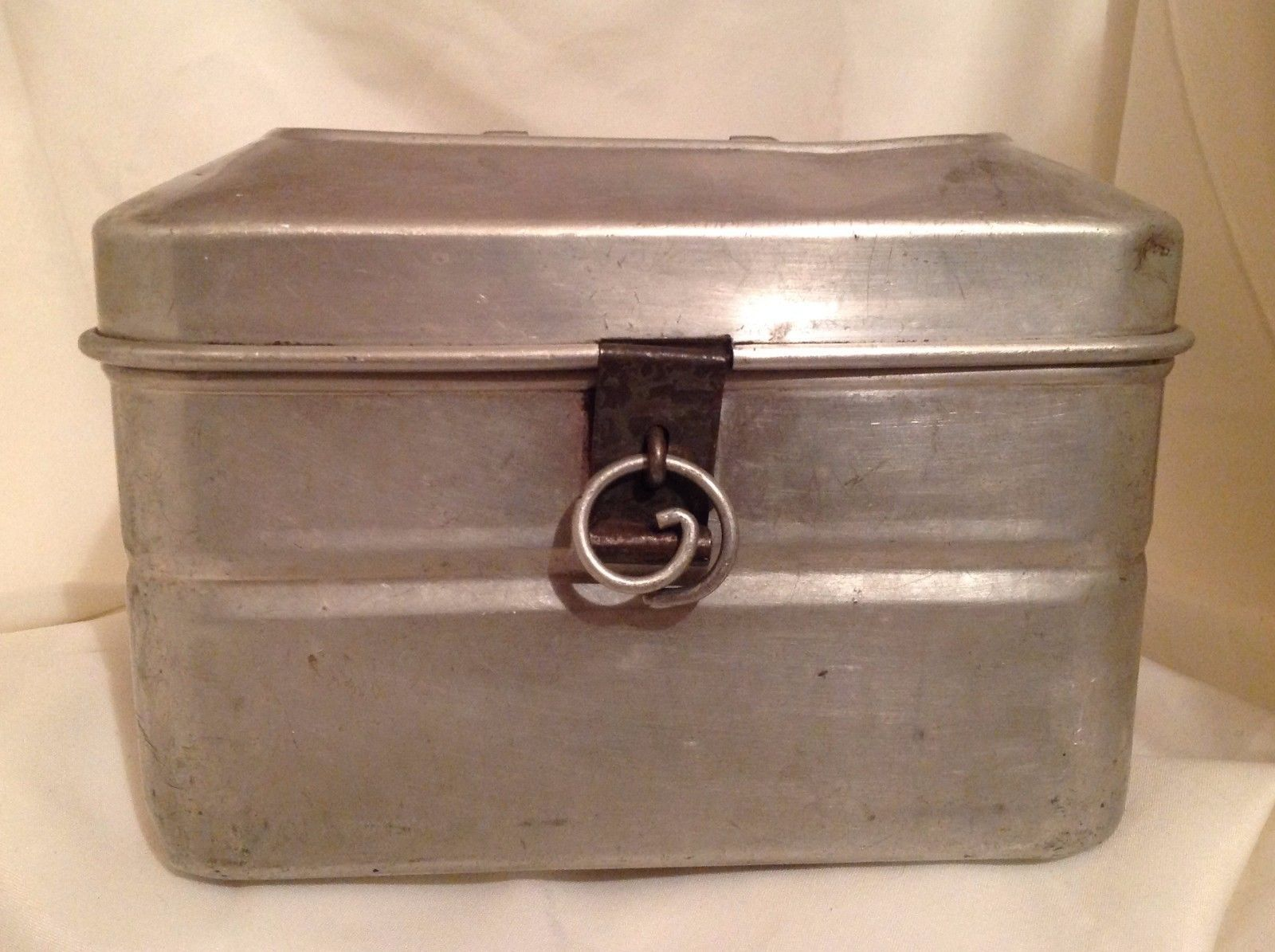 Vintage Antique Early 1900's Miner Lunch Box / Pail / Bucket ...