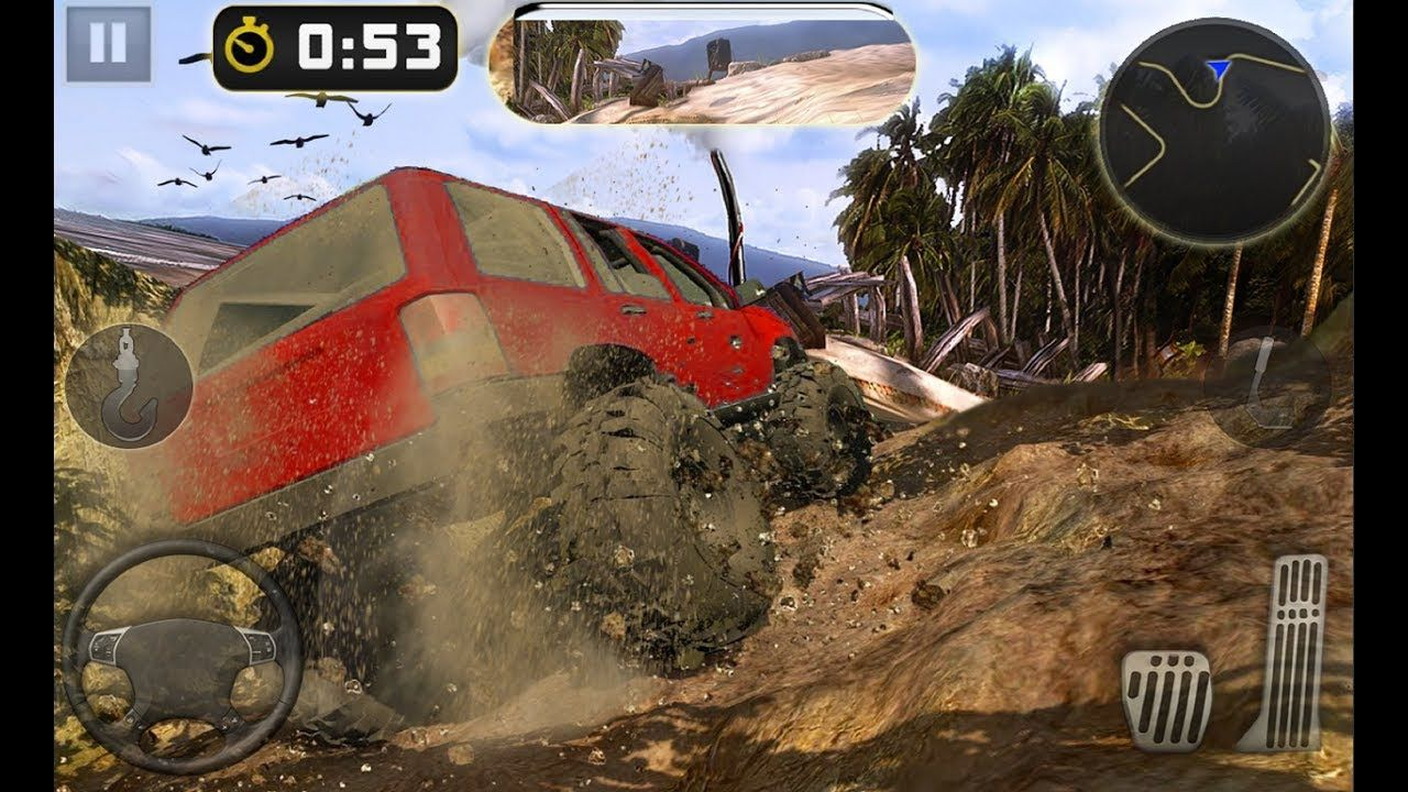 Offroad 4x4 Jeep Suv Drive Simulator Hill Pickup Driving Android Gamepl