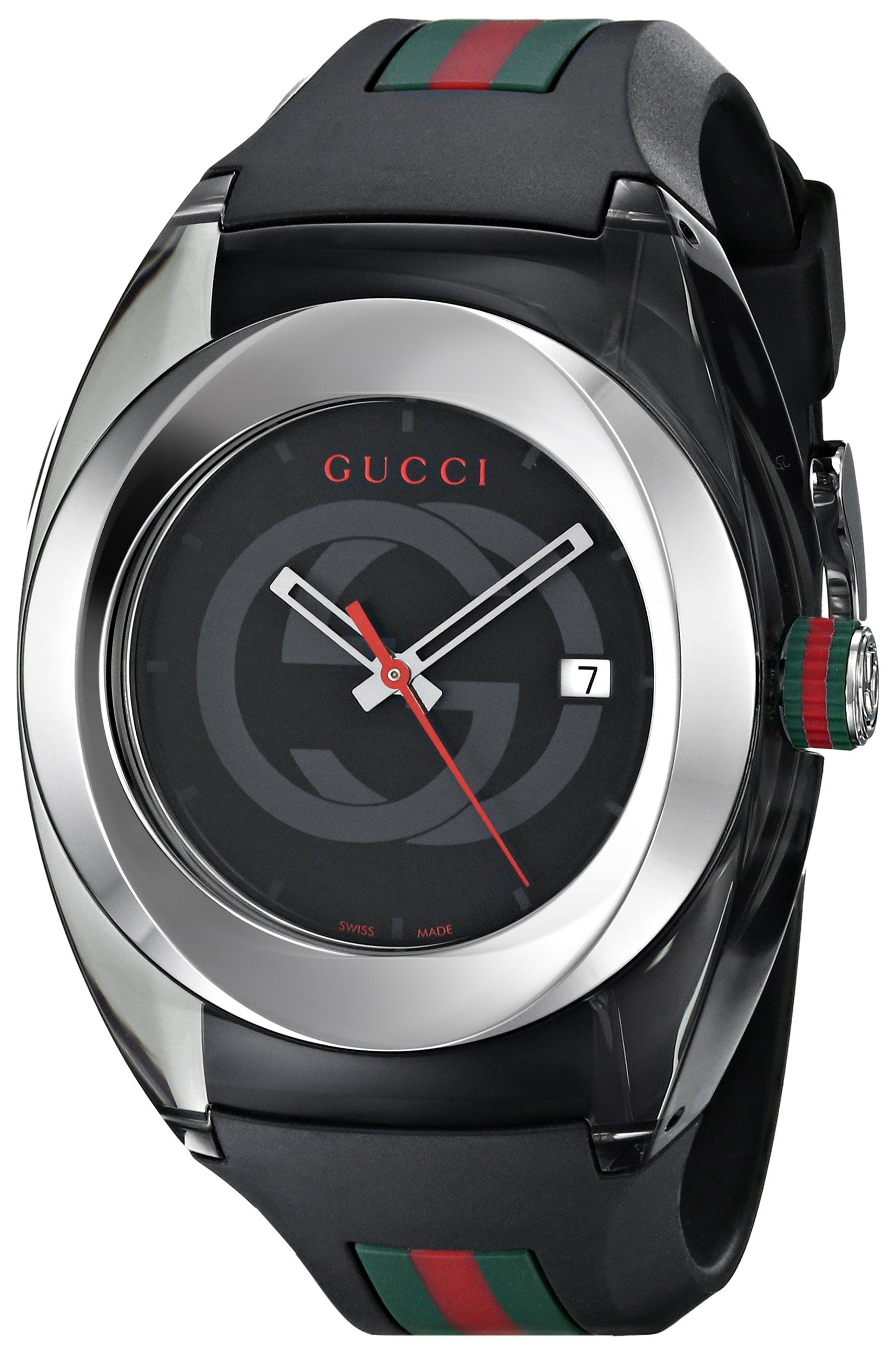 11f766df369192 Gucci SYNC XXL YA137101 Watch