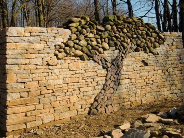1000 images about stone walls on pinterest stone walls landscaping and retaining walls