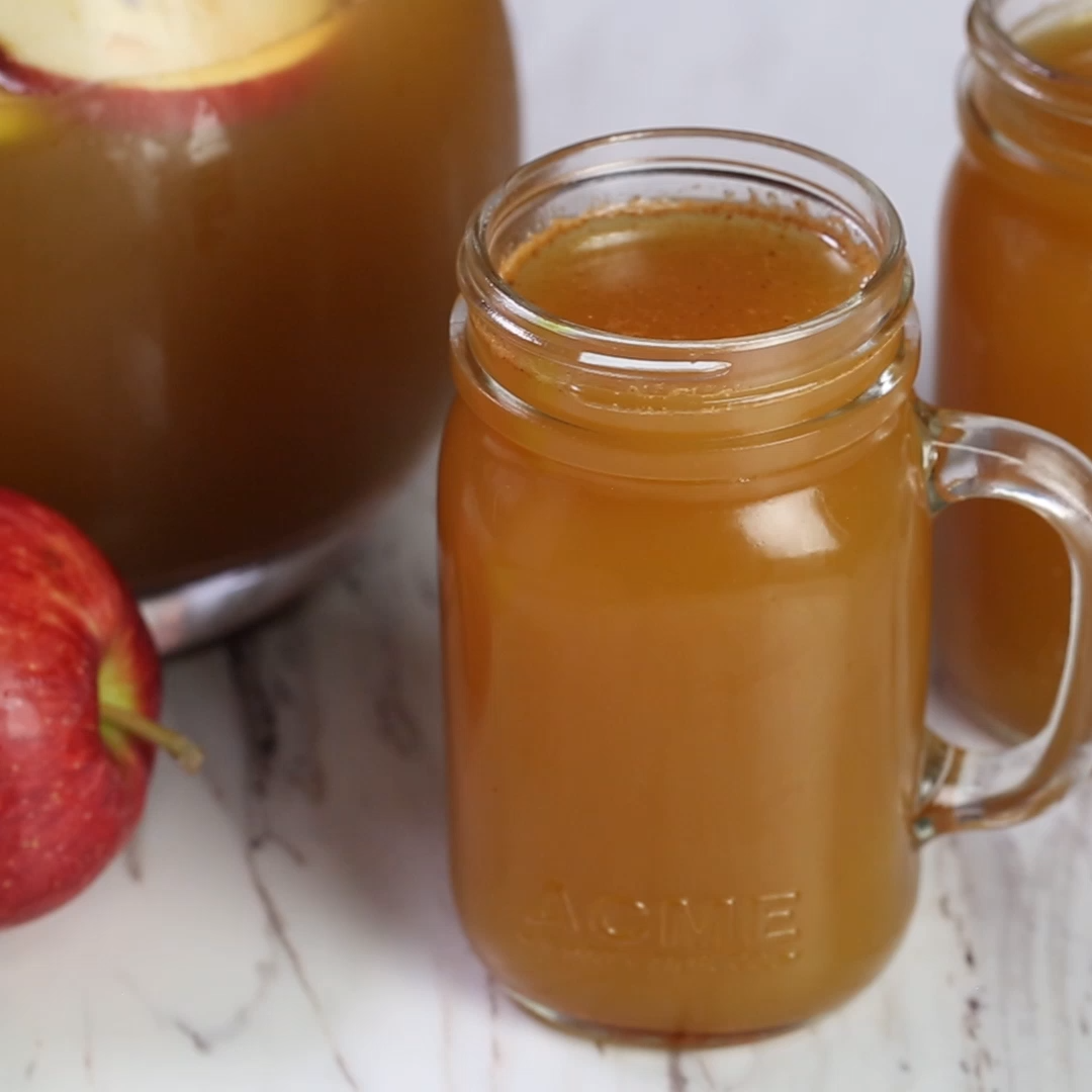 Thanksgiving Punch Recipe: Thanksgiving Punch For A Crowd
