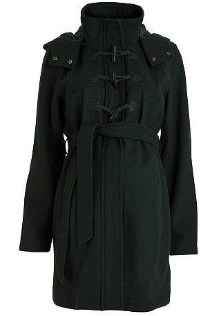 Dufflecoat mantel
