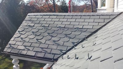Synthetic Slate Roof Synthetic Roofing Synthetic Slate Roofing Roofing
