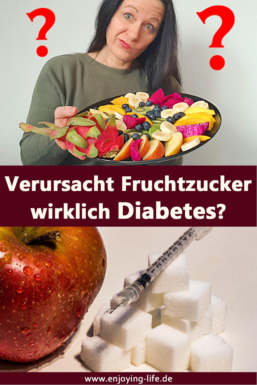 Diabetes und fruchtzucker