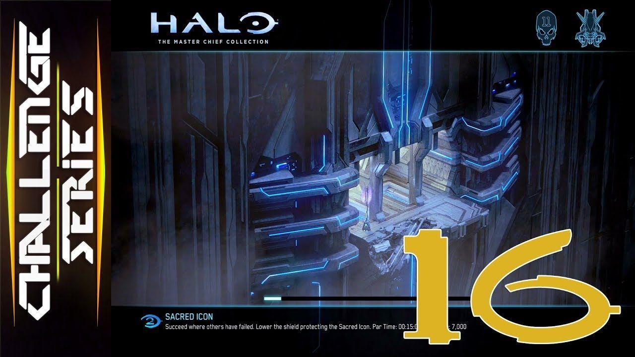 Challenge Series Halo 2 Anniversary 16 Sacred Icon Part