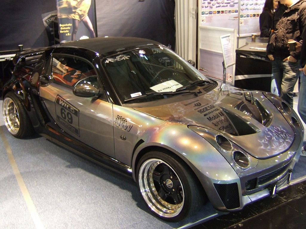 Pingl par andreas matsis sur smart pinterest voiture - Garage restauration voiture ...