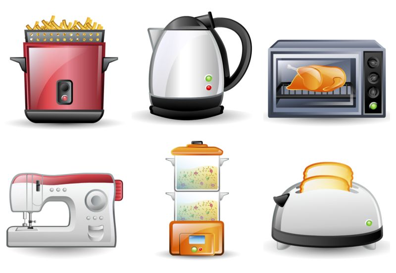 Home Appliances Are Electrical Mechanical Machines Which