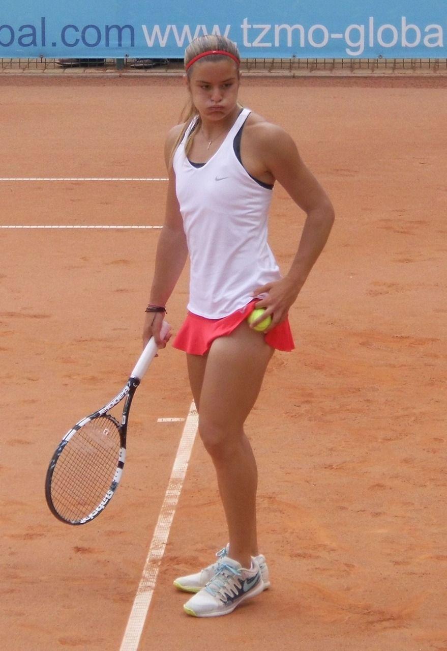 Tennis Ladies — Maria Sakkari   Tennis players female, Tennis photos,  Tennis players