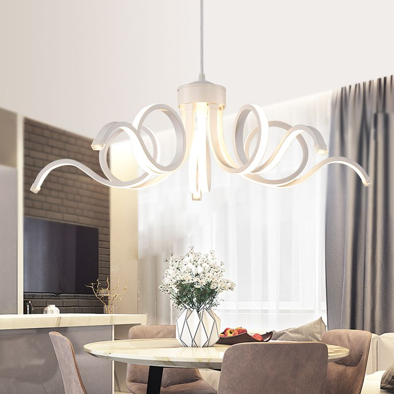 Dining Room Light Fixtures Modern Inspiration Find More Chandeliers Information About Modern Led Chandelier 2018