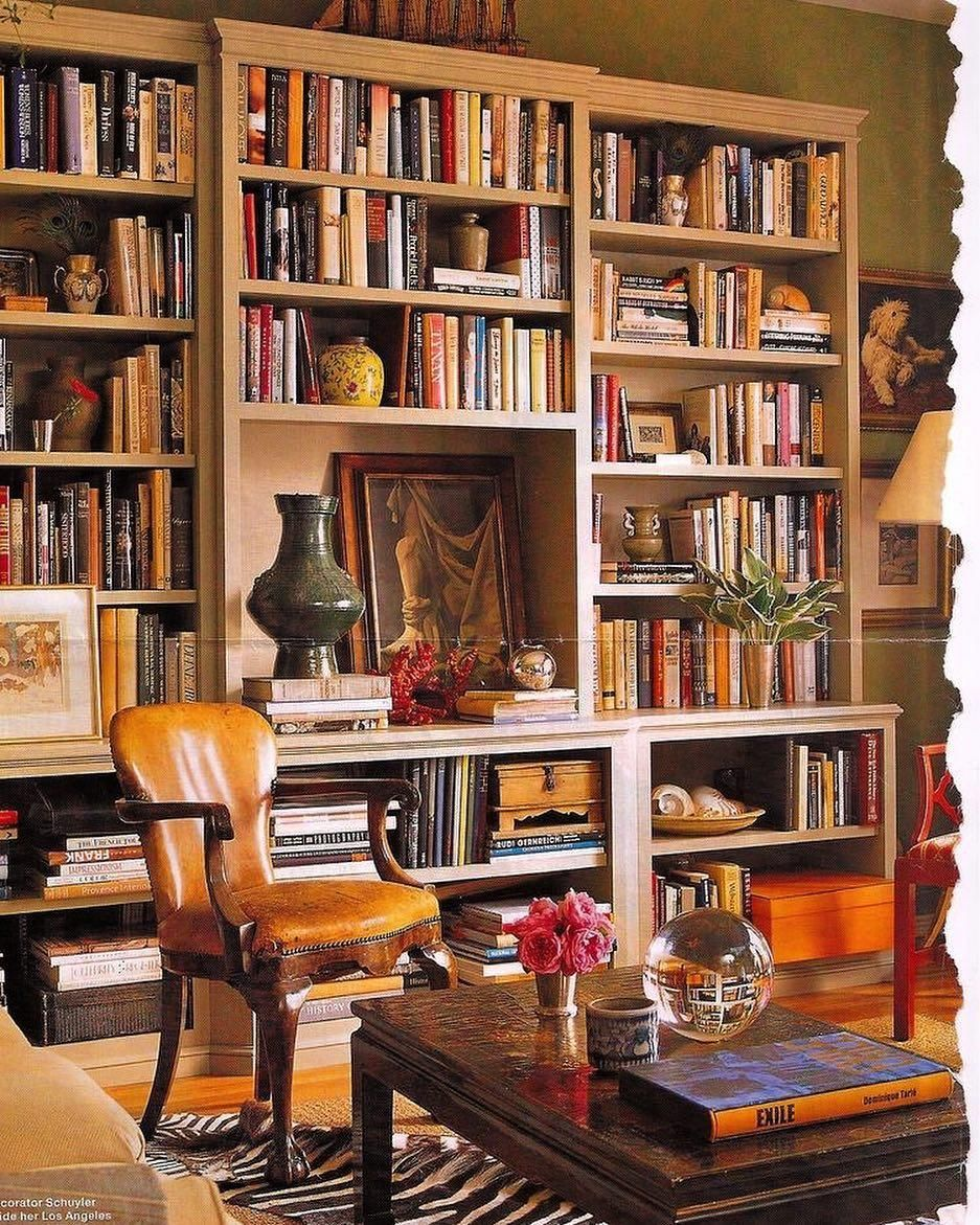 Cozy Homelibraries: The 15 Best Home Libraries Perfect For Your Book