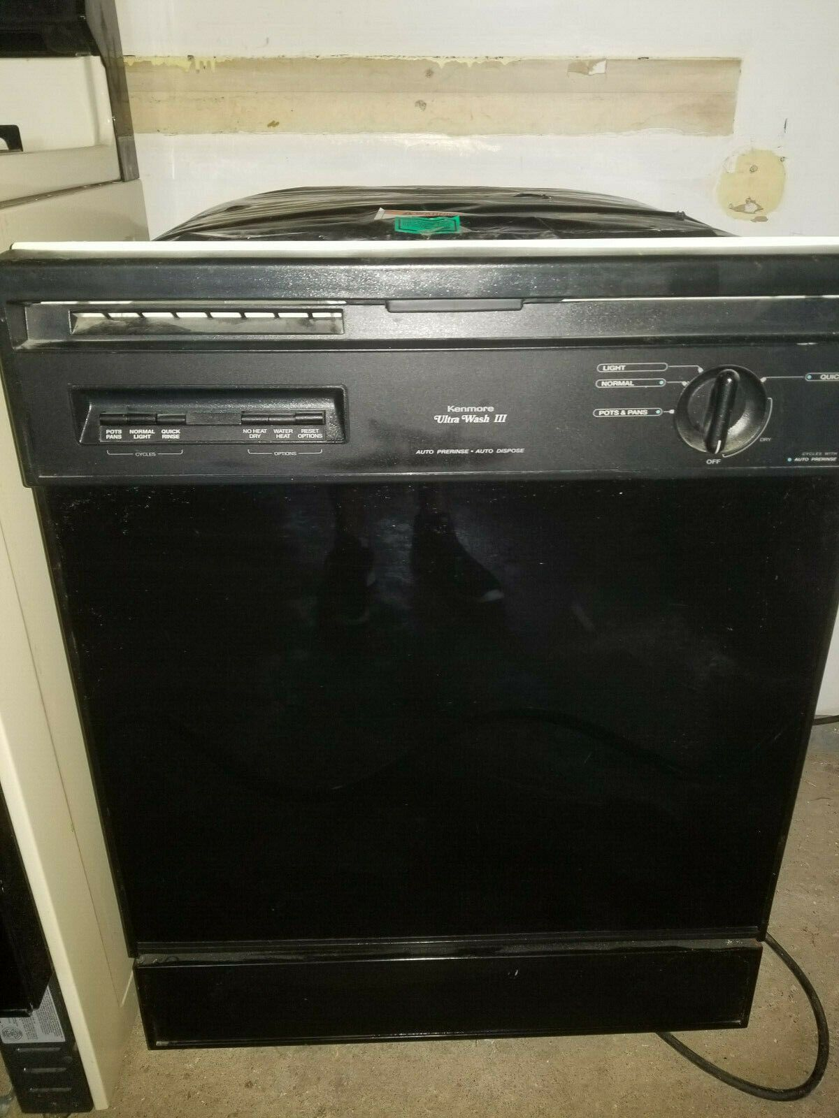 Kenmore Ultrawash3 Dishwasher Forsale Good Condition Appliances Rochester Ny At Geebo Appliance Sale