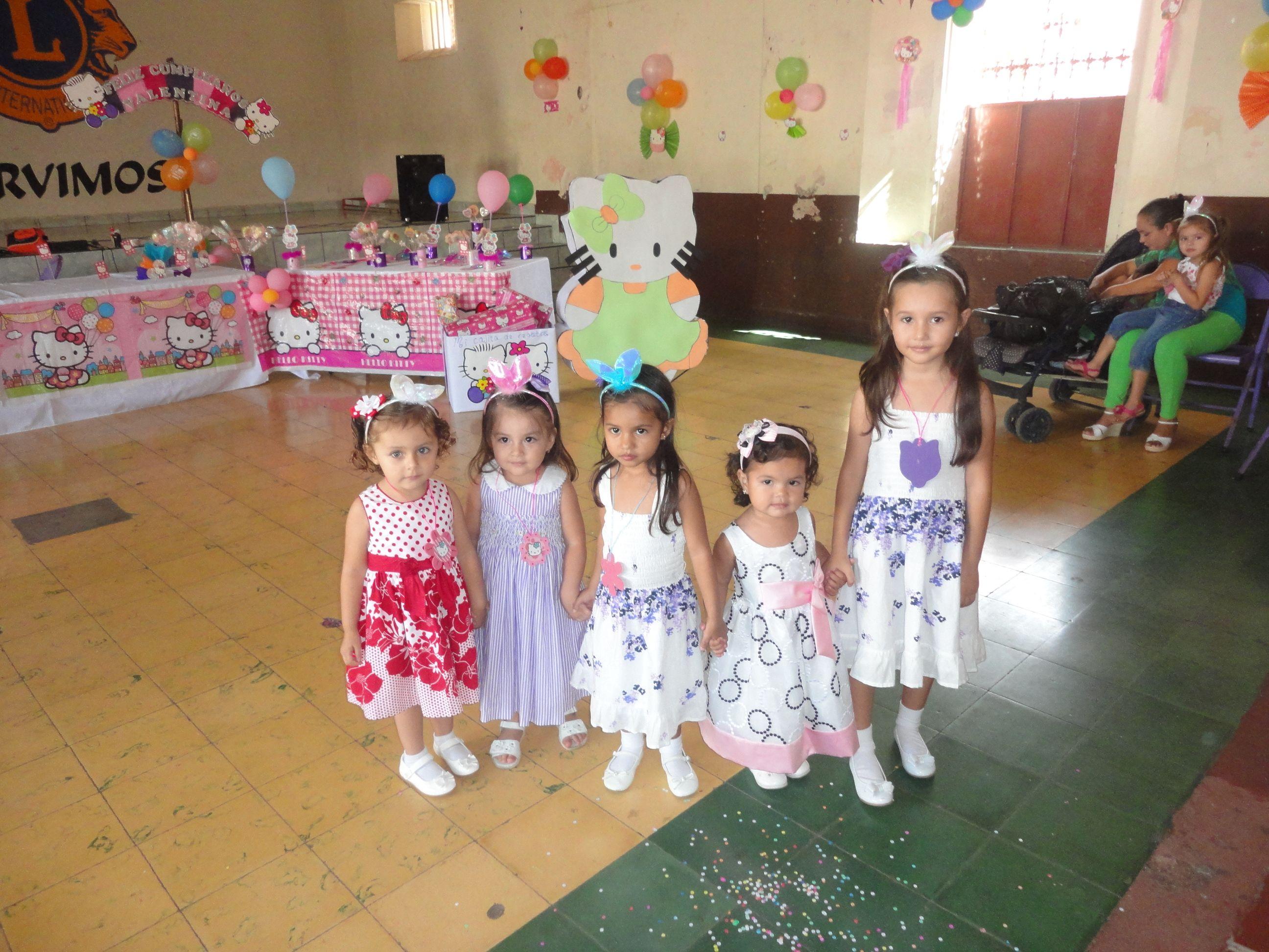 Valentina y sus amiguitas