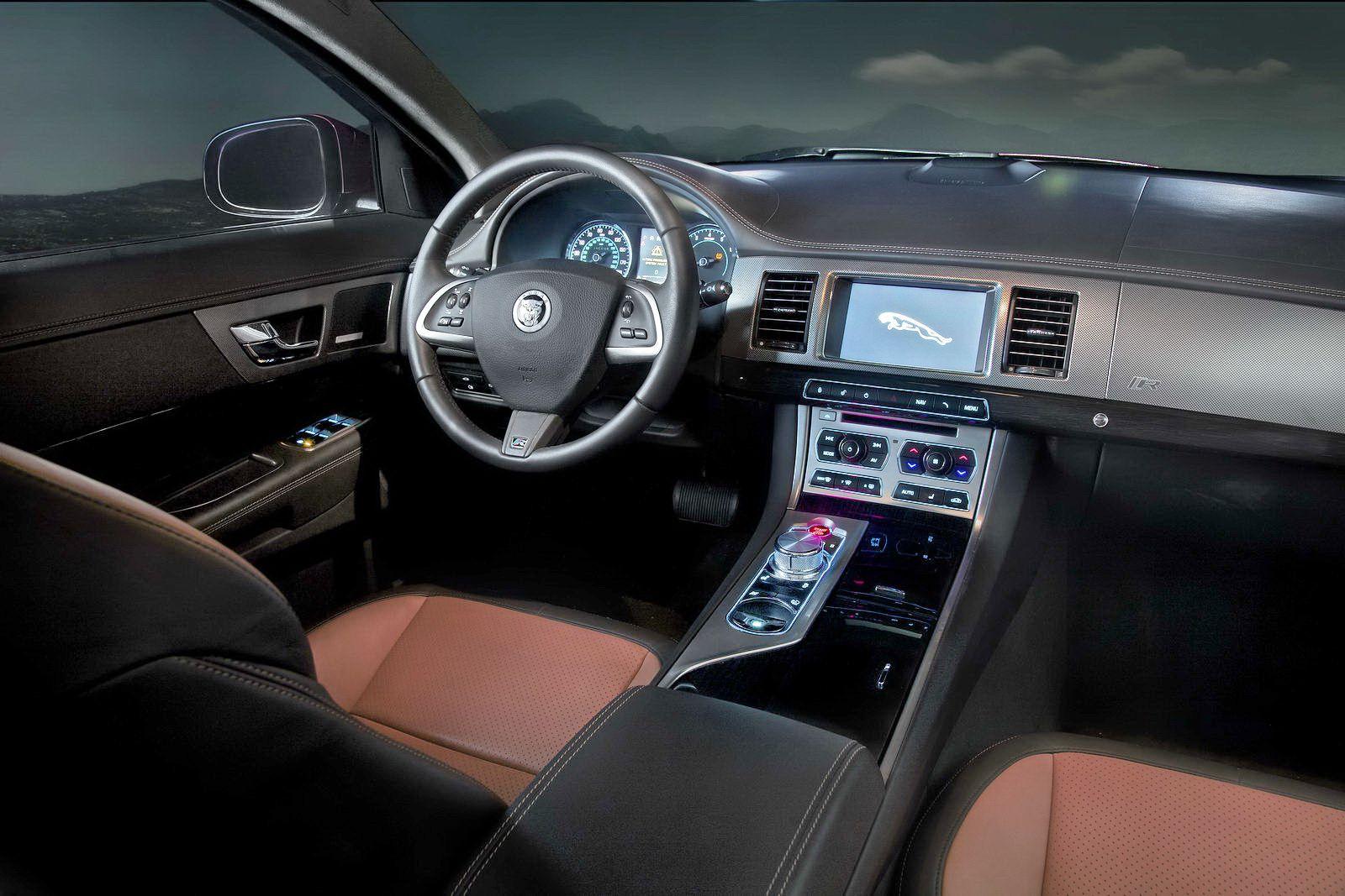 2012 Jaguar Xf 2012 Jaguar Xf Coming To Australia In Late 2011