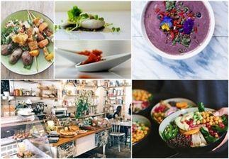 Dit zijn de beste vegan hotspots in Amsterdam!