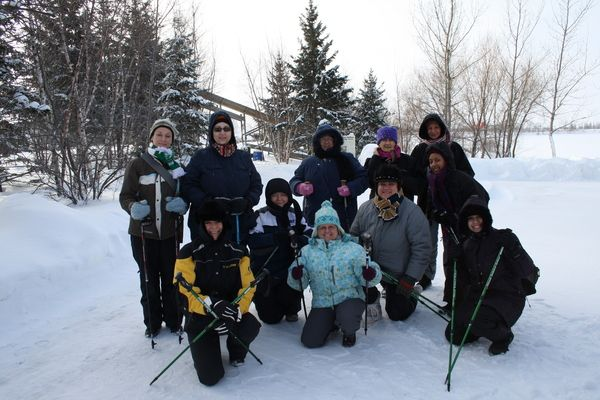 Winter Meetup - Experience Manitoba! women's outdoor adventure group (Winnipeg, MB)