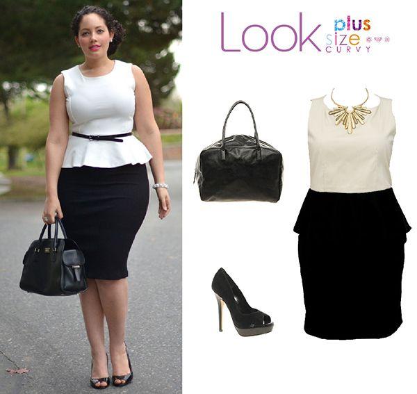 Plus Size Looks for 2013 | Gordinhas Fashion, no outono e inverno 2013 | Wiccy Fashion