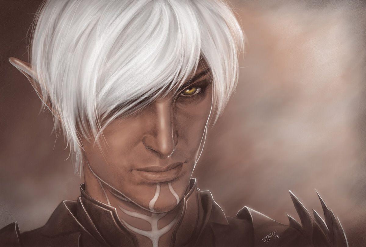 Fenris Dialogue Edit at Dragon Age 2 Nexus - mods and