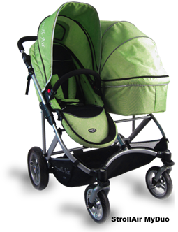Stroll Air Strollers Shown My Duo Stroll Air (With