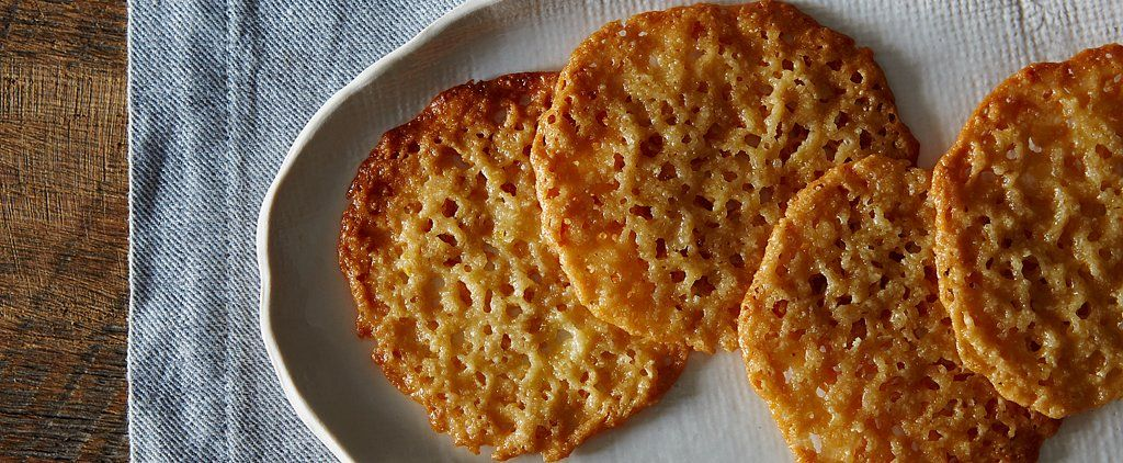 Buttery Lemon Lace Cookies Are the Perfect Teatime Addition
