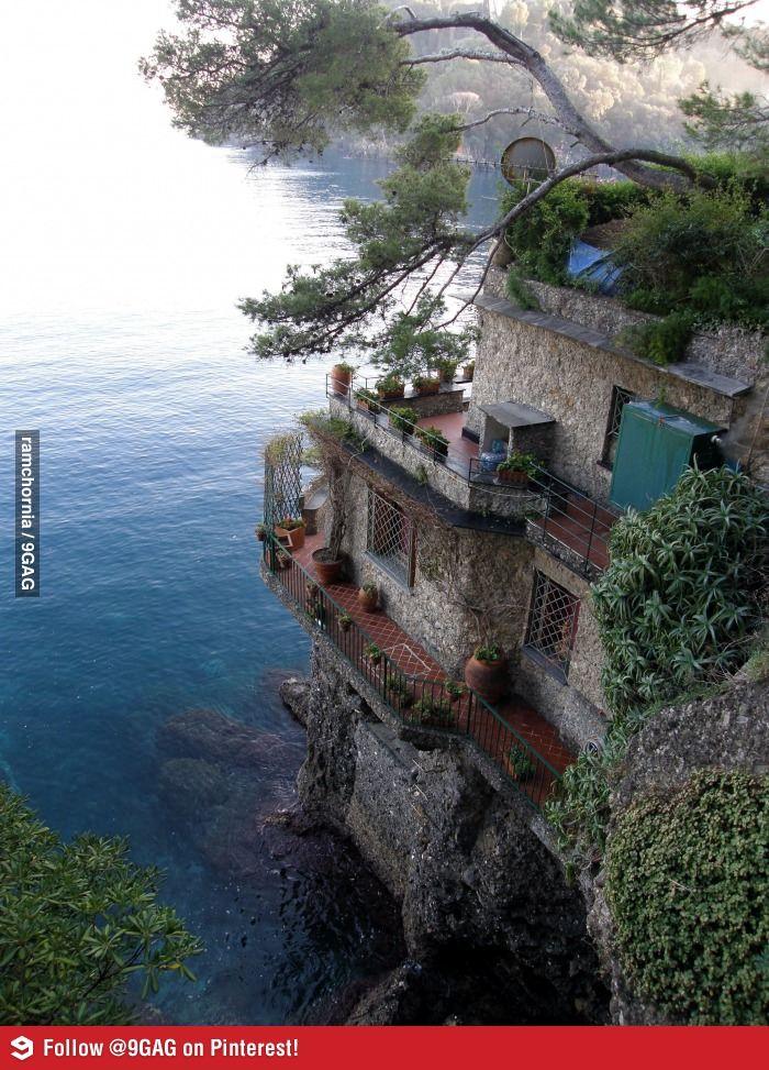 Living Among Nature - Portofino, Italy