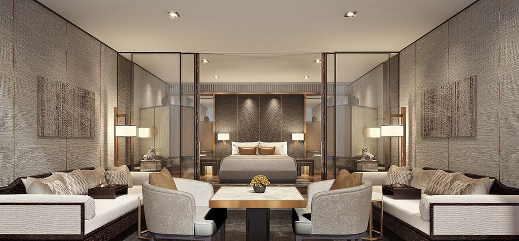 Regent Xi'An | BLINK – Asia–born, Internationally Acclaimed Hotel and Resort Designers
