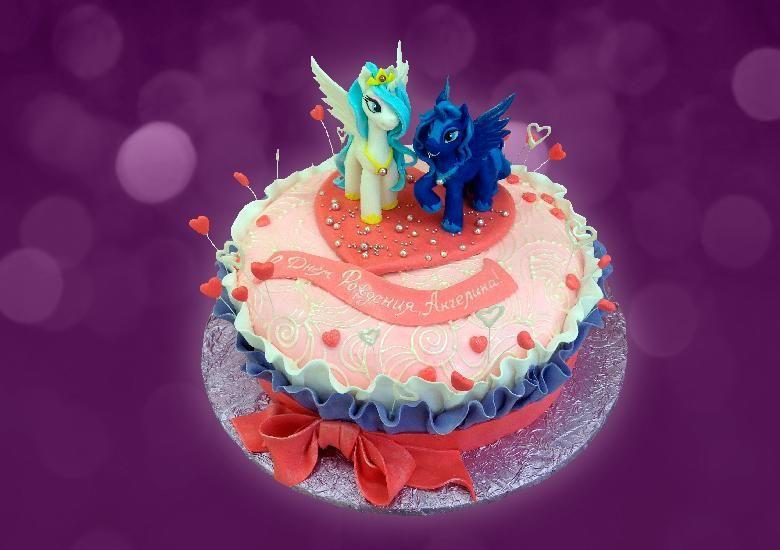 Коллекция искушений, Торт Мой Маленький Пони, детский торт, торты для детей, торт на день рождения #торт #детскийторт #тортдлядетей #тортдевочке #купитьторт #authorcake #тортпони