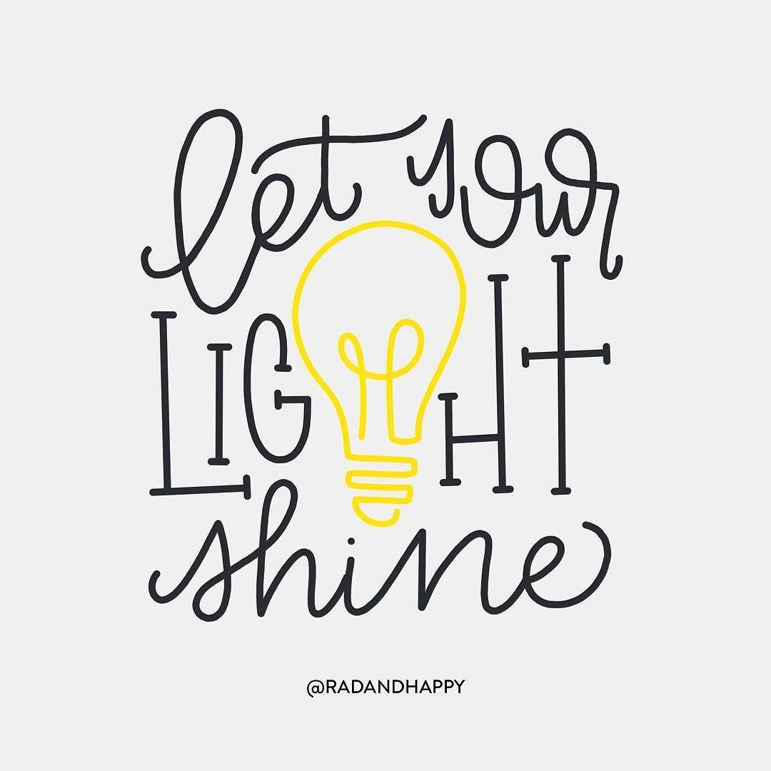 Light Bulbs By Radandhappy