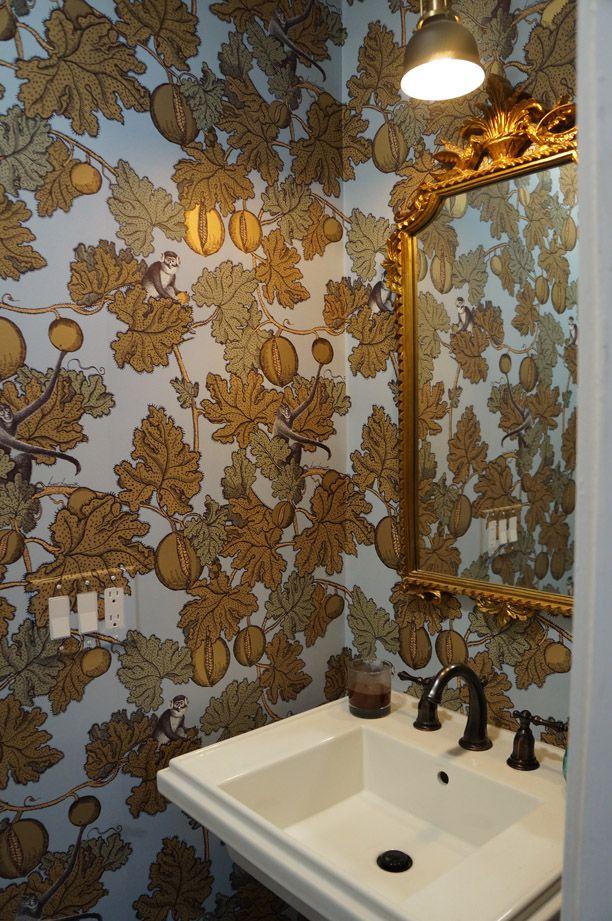 Cole & Son Frutto Probito available at walnut wallpaper